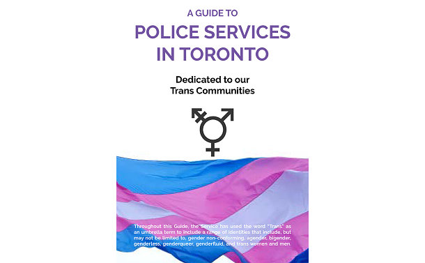 Cover page of Trans Guide