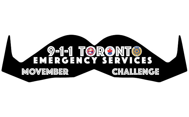Emergency Services Movember Challenge logo