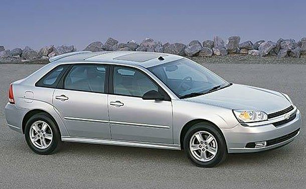 Photograph of a Chevrolet Malibu Maxx