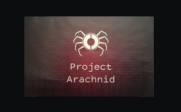 Project Arachnid logo
