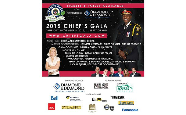 Chief Gala poster