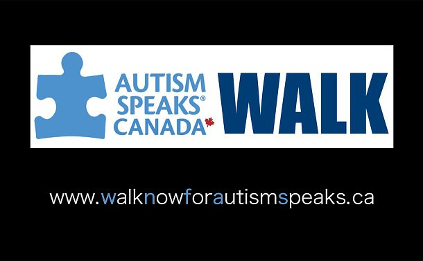 Autism Walks Canada Logo Autismspeaks.ca/lightitupblue Support The Light It Up  Blue Autism Awareness Campaign