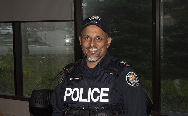 Toronto Police Service To Serve And Protect
