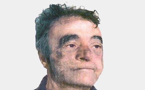 A close up image of a man