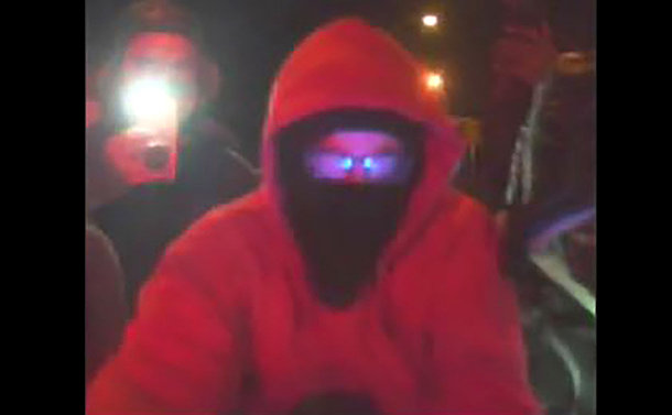 A man in a hoodie